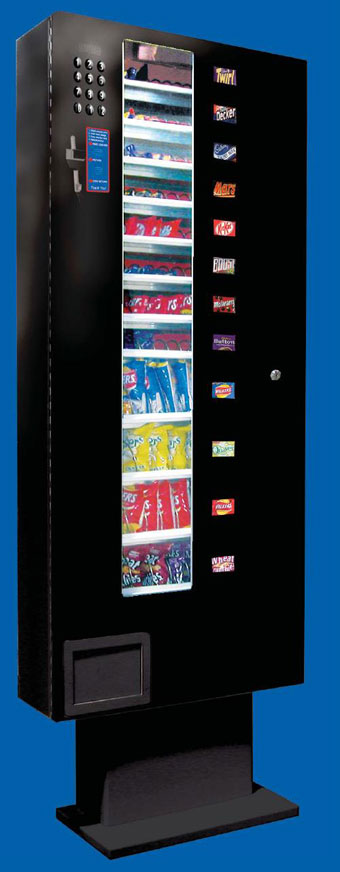 SK1500 Slimline Snack Machine