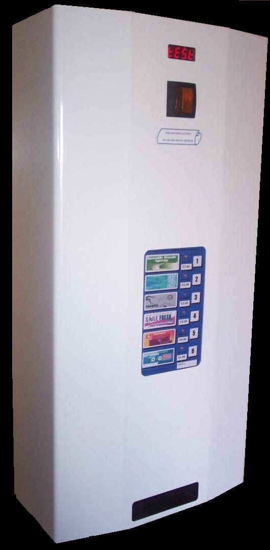 Multi Electronic Washroom Machines