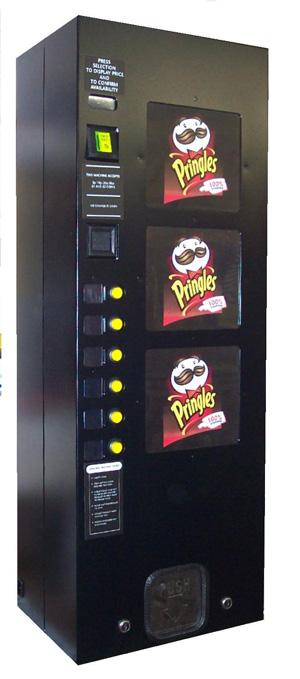 PR3000 Pringles Machine