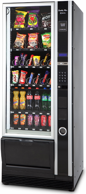 Snakky Max Vending Machine