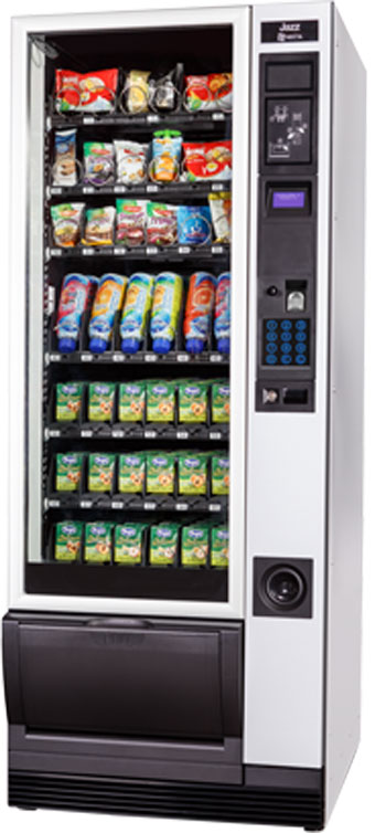 Jazz Vending Machine